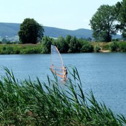Kiesteich Bei Fischbeck