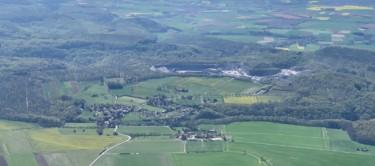 Luftaufnahme Hohenstein