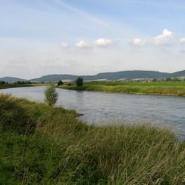 Weser bei Rumbeck