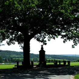 Denkmal In Bensen